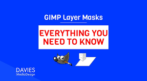 How to draw a path in gimp. Gimp Layer Masks Everything You Need To Know Davies Media Design