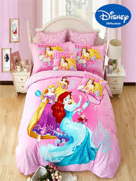 Buy Disney 3 Pcs/4 Pcs Kid's Duvet Cover Set Sweet <b>Multicolor</b> ...