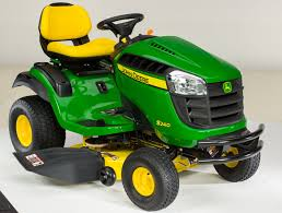 2016 john deere s240 sport front right