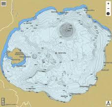 Crater Lake Fishing Map Us_or_01163669 Nautical Charts App