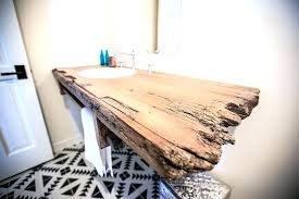 wooden bathroom sink unit shelves full size dark wood units basin cabinets