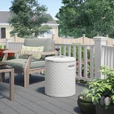 suncast 54 qt 3 in 1 cooler side table