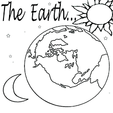 Coloring Pages Of Earth Earth Science Coloring Pages Coloring Pages
