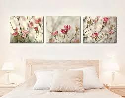 nature photography on canvas wall art set dogwood tree flowers inside pink flower wall art on canvas wall art pink flowers with top 20 pink flower wall art wall art ideas