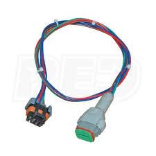 generac 0e1634a remote start adapter for rv generators for 55G Generac Generator Parts Diagram at Generac Generator Wiring Harness