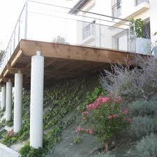 Nivrem Com Terrasse En Bois Sur Pilotis Permis De Construire