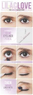 lilac love liner the quick eye brightener