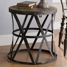 beautiful round metal accent table with best 25 round metal side table ideas on home decor