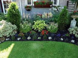 front yard perennial gardens - Google Search | Gardening Faves | Pinterest  | Front yards, Perennials and Yards