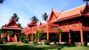 traditional thai style house plans