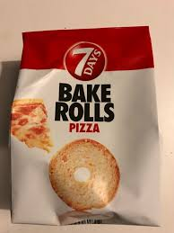 A Review A Day Todays Review 7 Days Bake Rolls Pizza