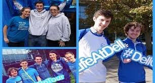 An interview with Sam Bryan about his Dell Internship and Campus Ambassador  Role