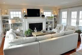 Den Furniture Layout Idea Den Furniture Layout Ideas Classy