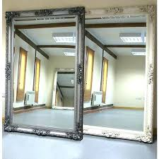 extra large white mirror giant wall mirror gorgeous ideas extra large wall mirrors or for mirror