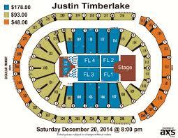 Gwinnett Center Justin Timberlake