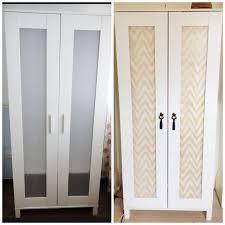 wardrobe furniture ikea. Budget Ikea Hack Complete Aneboda Wardrobe Fabric From Wwwfabrictraderscom Furniture