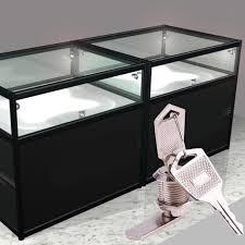 glass display cabinet showcase locks 12mm acrylic glass door locks 11street malaysia door hardware accessories