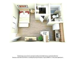one bedroom efficiency apartments 1 bedroom studio apartments small one  bedroom apartment floor plans 1 bedroom