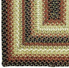 ultra wool braided rug rugs rectangular