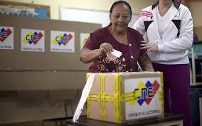 Image result for elecciones en venezuela
