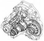 Image result for 2004 chevy 3 4 engine