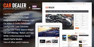 Download Free Car Dealer V1 4 8 Automotive Wordpress Theme