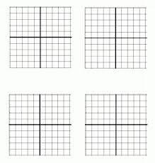 Graph Paper For High School Math Throughout Math Graph Template