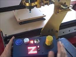 diy rotary joystick for cnc you