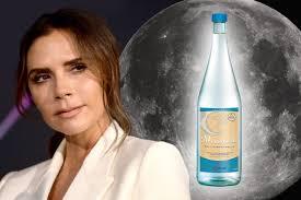 Victoria Beckham drinks '<b>full moon</b> water' during week-long detox