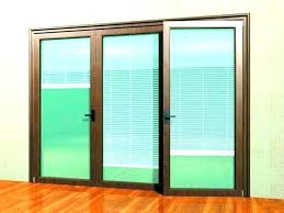 sliding patio doors with built in blinds sliding doors with built in blinds fascinating patio doors
