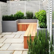 Small Picture Garden design London small roof design urban garden design