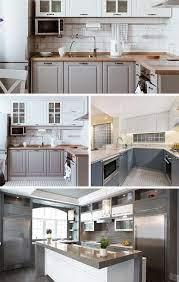 55 Gorgeous Gray Kitchen Ideas