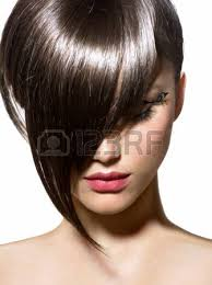 Haircut And Hairstyle beauty woman portrait with fashion trendy hair style stock photo 1009 by stevesalt.us