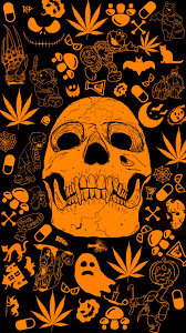 Wallpaper Android Halloween Aesthetic ...