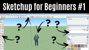 When creating the copy, note the green line connecting them. Sketchup For Beginners How To Create Your First 3d House From Scratch With Sketchup Part 1 Alek Stanojevic Skillshare