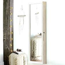 jewelry wall safe heirloom full length box mirror o