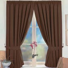 brown blackout curtains. Brown Blackout Curtains