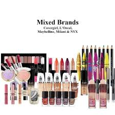 dels about mixed brands beauty box makeup sets face eyes lips nails pick your skin tone