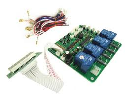 Vending Machine Control Board Repair Adorable JY 4888 488 Digits Coin Operated Timer Board For 488 488 Devices Time