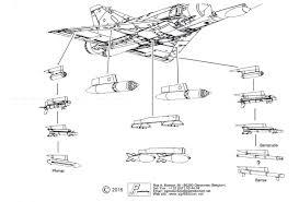 review mirage iii 5 weapons set ipms usa reviews 1998 Mitsubishi Mirage Engine Diagram Mirage Iii Diagram #34