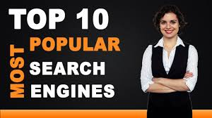 best search engines top list