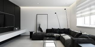 modern living room black and white. Modern Living Room Black And White 2