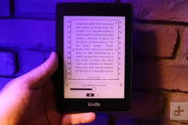Kindle Blue Light Filter Kindle Paperwhite 2018 Review Digital Trends