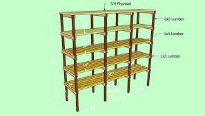 wooden storage shelves build storage shelves build wood wood storage shelves