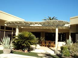 patio cover in las vegas residential home