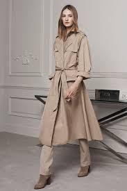kimora lee simmons ralph lauren wrap sandy trench coat