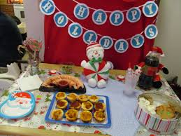 How To Decorate A Christmas Table For Christmas Party - Home Design