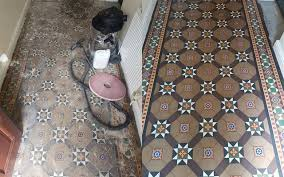 beautiful carpet covered victorian tile