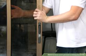 image titled clean and lubricate a sliding glass door step 15