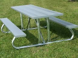 aluminum picnic tables. Aluminum Picnic Tables 8